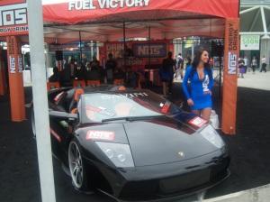 Nos girl, Lambo, E3 2011
