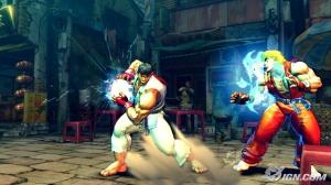 Street Fighter 4, Ryu, Ken