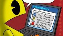 Pac-Man, Twitter