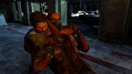 Joel, Stealth takedown, The Last of Us