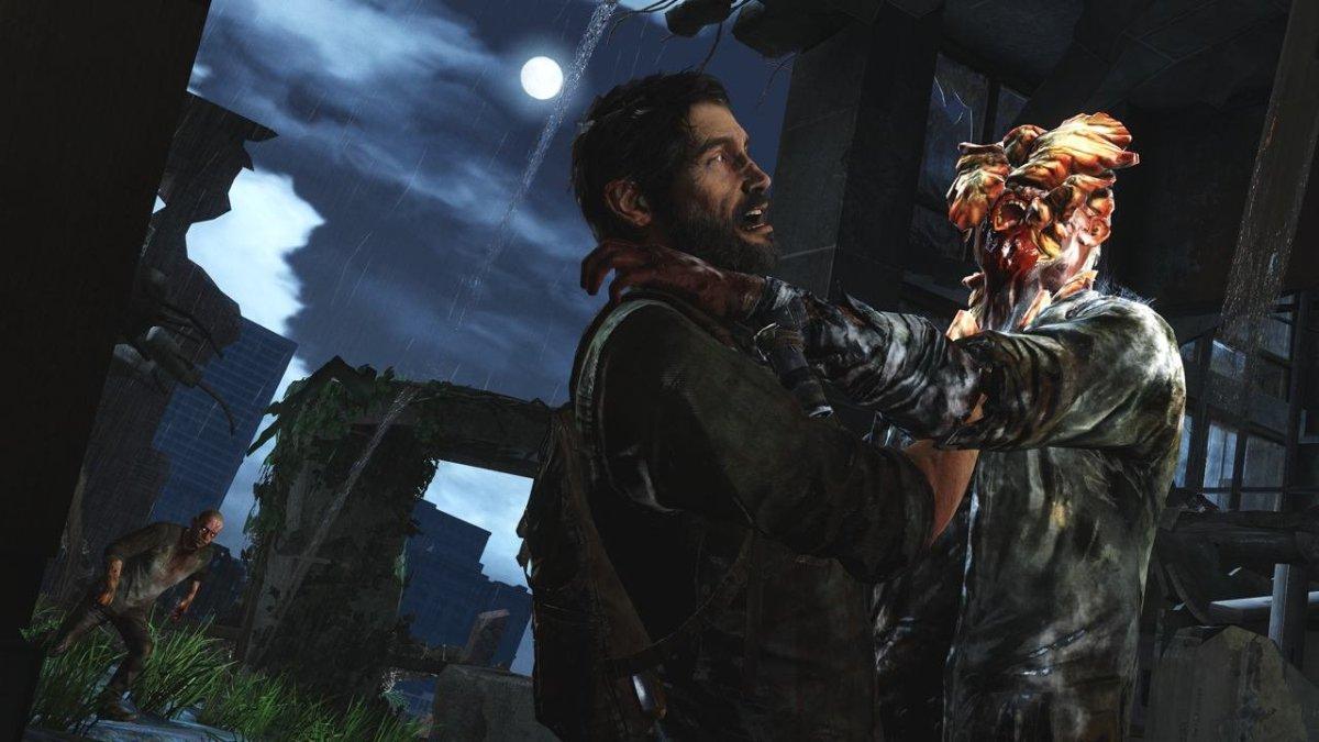 The Last of Us, Clicker, Sac City Gamer