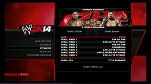 Sac City Gamer, WWE 2K14
