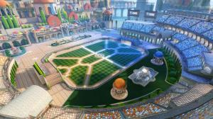 The new Utopia Coliseum arena, added for free via patch. Photos courtesy Psyonix.